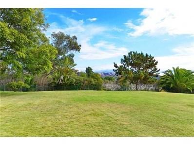 6710 El Montevideo, Rancho Santa Fe, CA 92067 - MLS#: 150060589