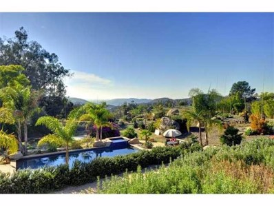 27253 Mountain Meadow Road, Escondido, CA 92026 - MLS#: 160004916