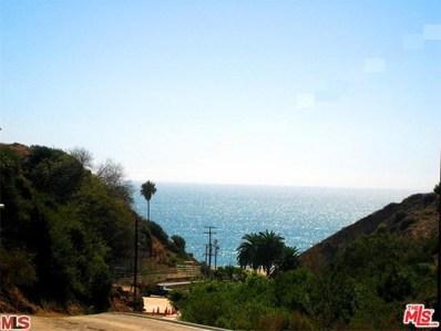 16421 Pacific Coast Highway, Pacific Palisades, CA 90272 - MLS#: 16101700