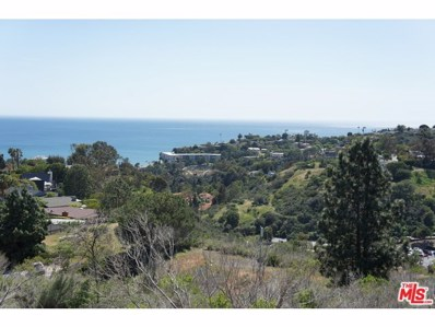 0 Via Santa Ynez, Pacific Palisades, CA 90272 - MLS#: 16115292