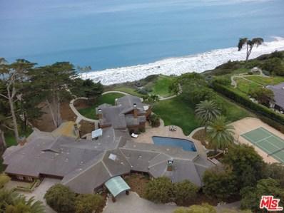 4145 Creciente Drive, Santa Barbara, CA 93110 - MLS#: 16116696