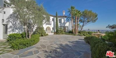 1270 Shadow Hill Way, Beverly Hills, CA 90210 - MLS#: 16175920