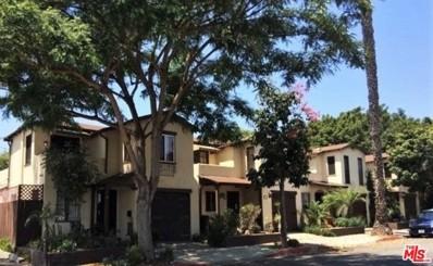 1117 N Gardner Street, West Hollywood, CA 90046 - MLS#: 16182396