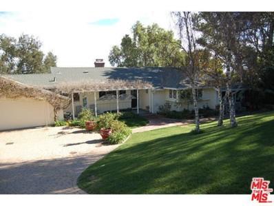 29507 Harvester Road, Malibu, CA 90265 - MLS#: 16183522