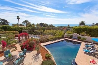 1601 Alisa Lane, Santa Barbara, CA 93110 - MLS#: 16186354