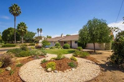 913 River Oaks Ln, Fallbrook, CA 92028 - MLS#: 170018545