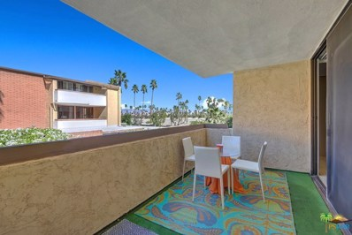 261 E La Verne Way UNIT L, Palm Springs, CA 92264 - MLS#: 17203338PS