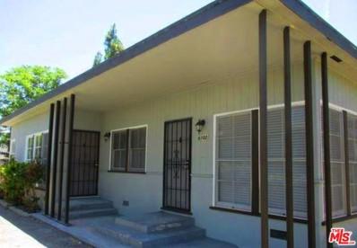 6102 Colfax Avenue, North Hollywood, CA 91606 - MLS#: 17209458