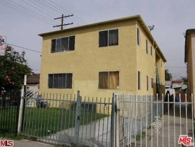 1403 E 23RD Street, Los Angeles, CA 90011 - MLS#: 17214300