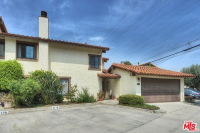 4178 Higuera Street, Culver City, CA 90232 - MLS#: 17218678
