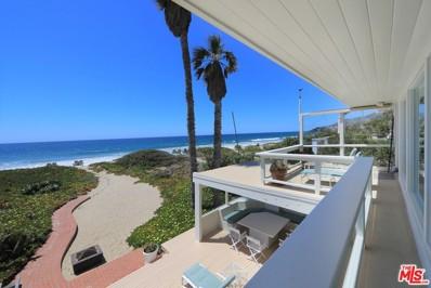 31008 Broad Beach Road, Malibu, CA 90265 - MLS#: 17219714