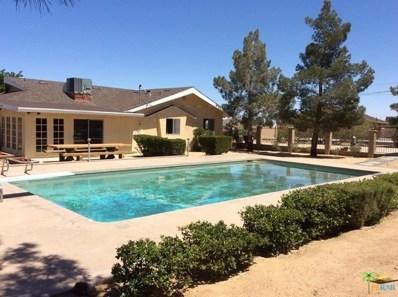 58327 Anaconda Drive, Yucca Valley, CA 92284 - MLS#: 17223814PS