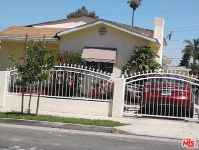 5623 Blackwelder Street, Los Angeles, CA 90016 - MLS#: 17226230