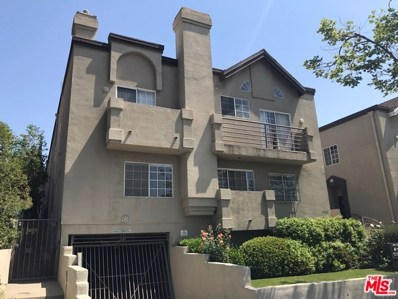 852 N Poinsettia Place UNIT 4, Los Angeles, CA 90046 - MLS#: 17226300