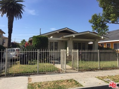 604 W 41ST Drive, Los Angeles, CA 90037 - MLS#: 17227006