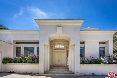 9988 Liebe Drive, Beverly Hills, CA 90210 - MLS#: 17227172