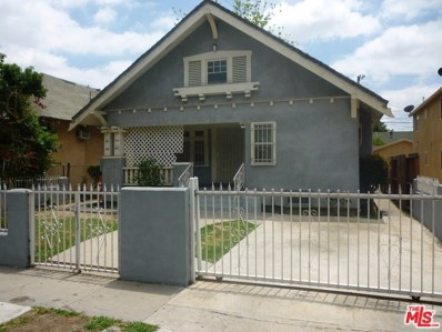 156 W 49TH Street, Los Angeles, CA 90037 - MLS#: 17229170