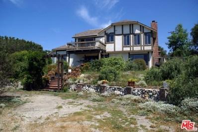 6300 Zuma Mesa Drive, Malibu, CA 90265 - MLS#: 17229208