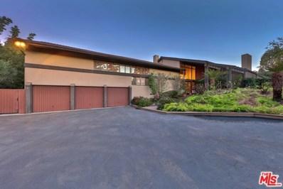 890 Linda Flora Drive, Los Angeles, CA 90049 - MLS#: 17229276