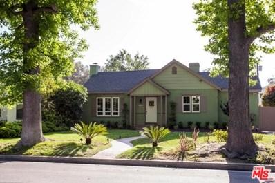4641 Van Noord Avenue, Sherman Oaks, CA 91423 - MLS#: 17230512