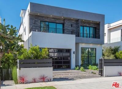829 N Cherokee Avenue, Los Angeles, CA 90038 - MLS#: 17233012