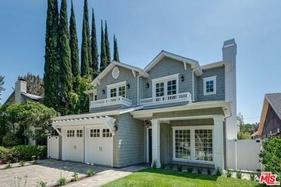 4548 Van Noord Avenue, Studio City, CA 91604 - MLS#: 17235716