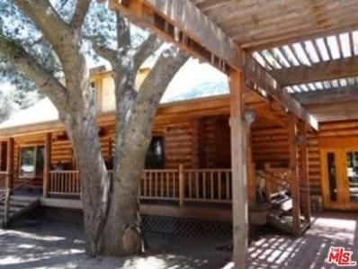30001 Chihuahua Valley Road, Warner Springs, CA 92086 - MLS#: 17236700