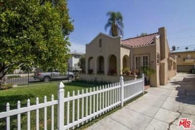 940 S Gramercy Drive, Los Angeles, CA 90019 - MLS#: 17237290