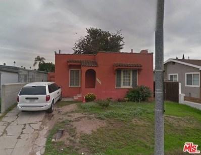 1544 S Ridgeley Drive, Los Angeles, CA 90019 - MLS#: 17238198