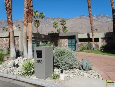 2153 S Caliente Drive, Palm Springs, CA 92264 - MLS#: 17238600PS