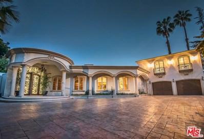 525 Arkell Drive, Beverly Hills, CA 90210 - MLS#: 17240746