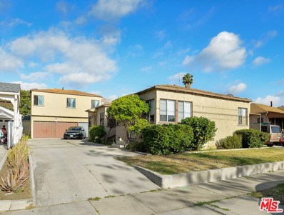 2024 S Genesee Avenue, Los Angeles, CA 90016 - MLS#: 17241452