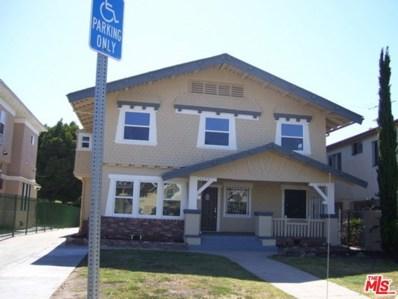 1633 S Van Ness Avenue, Los Angeles, CA 90019 - MLS#: 17243022