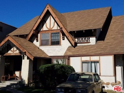 1848 S Gramercy Place, Los Angeles, CA 90019 - MLS#: 17245640