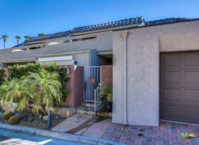 2520 W LA CONDESA Drive, Palm Springs, CA 92264 - MLS#: 17247330PS