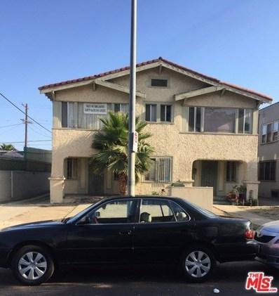 514 W 48TH Street, Los Angeles, CA 90037 - MLS#: 17247652