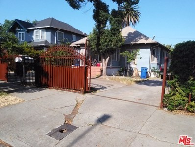 1735 S Hobart, Los Angeles, CA 90006 - MLS#: 17248798