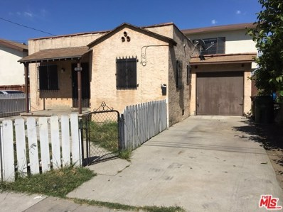 1010 N Mayo Avenue, Compton, CA 90221 - MLS#: 17249550