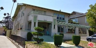 1214 3RD Avenue, Los Angeles, CA 90019 - MLS#: 17249824