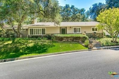 1490 Lancashire Street, Pasadena, CA 91103 - MLS#: 17249832PS