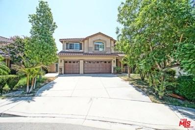 15983 Turtle Bay Place, Fontana, CA 92336 - MLS#: 17249836