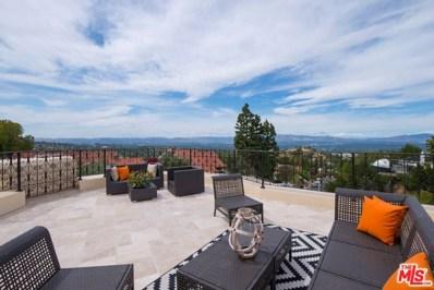 17966 Lake Vista Drive, Encino, CA 91316 - MLS#: 17250086