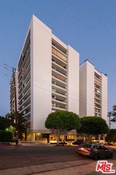 1100 Alta Loma Road UNIT 1704, West Hollywood, CA 90069 - MLS#: 17250342