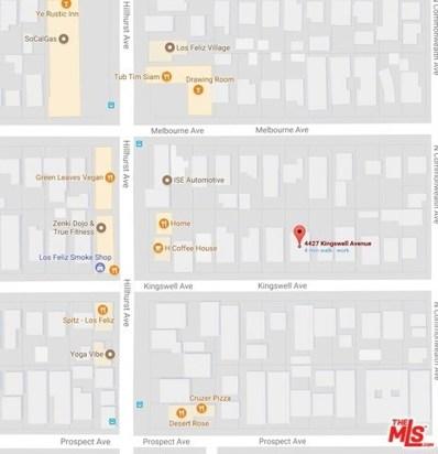 4427 Kingswell Avenue, Los Angeles, CA 90027 - MLS#: 17250582