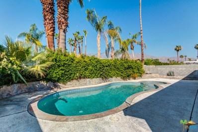 829 Arroyo Vista Drive, Palm Springs, CA 92264 - MLS#: 17250748PS