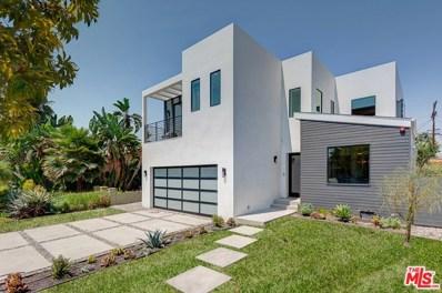 1743 S Garth Avenue, Los Angeles, CA 90035 - MLS#: 17251316