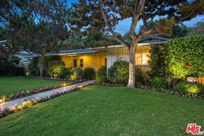 11787 Bellagio Road, Los Angeles, CA 90049 - MLS#: 17252054