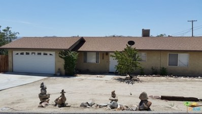 56013 Sunnyslope Drive, Yucca Valley, CA 92284 - MLS#: 17252056PS