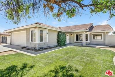 25287 Oconto Court, Moreno Valley, CA 92553 - MLS#: 17254074
