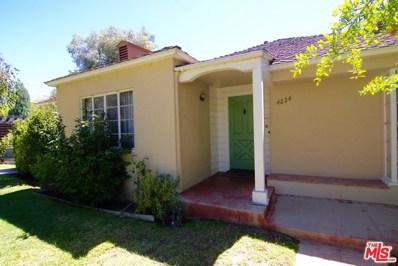 4224 Alcove Avenue, Studio City, CA 91604 - MLS#: 17254146